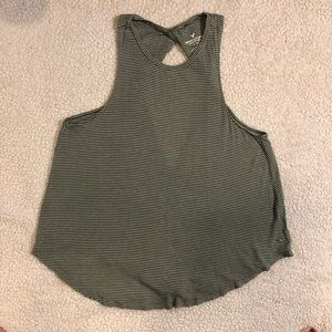 American Eagle Tank Top with opened back